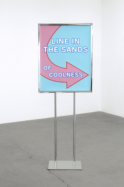 ", '""Line in the sands of coolness"",' 2015, Microscope Gallery"