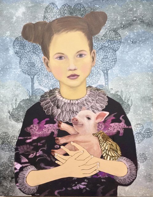 , 'Pig Tales,' , Sparrow Gallery