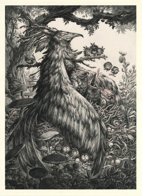 , 'The Nest,' 2018, Spoke Art