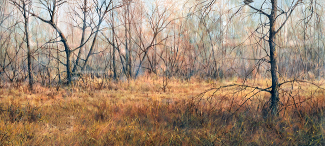 , 'Autumn Clearing,' 2019, The Galleries at Salmagundi
