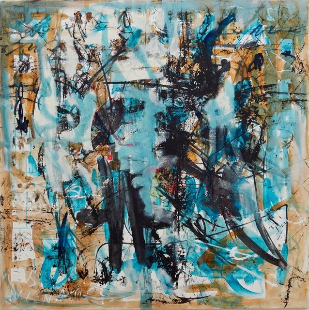 , 'Gespräch,' 1986, Galerie Ernst Hilger
