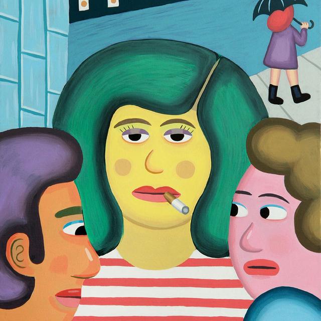 , 'Rainy Delay,' 2014, Patrick Parrish Gallery