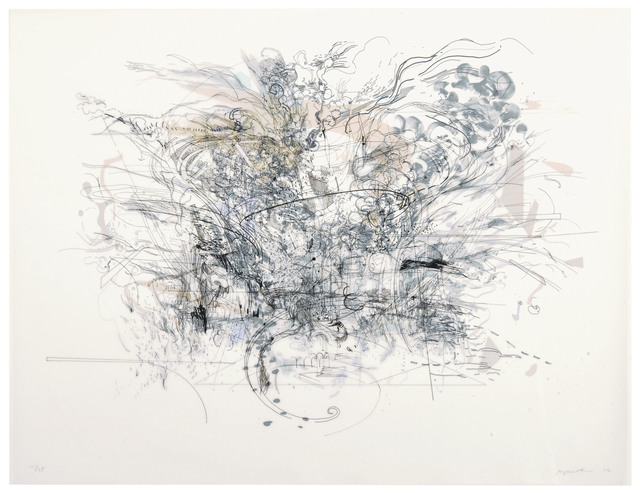 Julie Mehretu, 'Rogue Ascension', 2002, Christie's