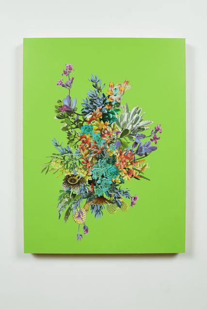 Stephen Eichhorn, 'Succulent Cluster (Green)', 2012, River