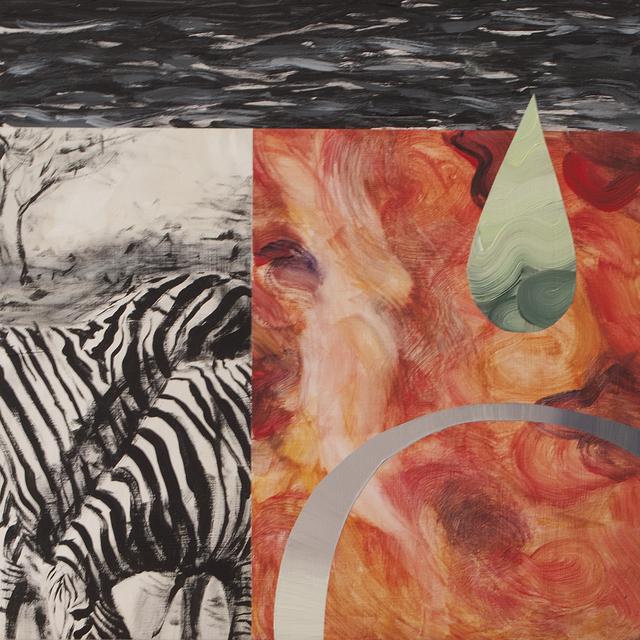 , 'Zebras,' 2018, EBONY/CURATED