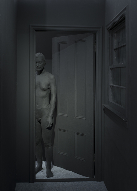 , 'Woman Standing in Doorway,' 1993, Templon