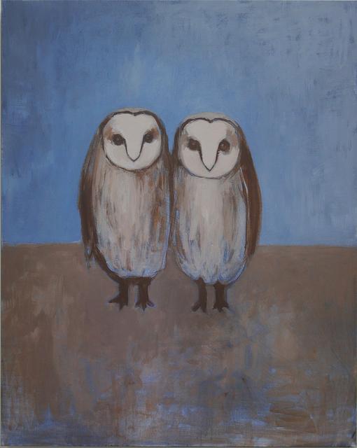 , 'Brown Owls,' 2015, Pg Art Gallery