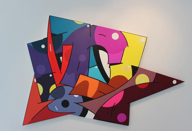 , 'I.O.G. 14 (Serie IMAGE OF GRAFFITI™),' 2017, Galerie Droste