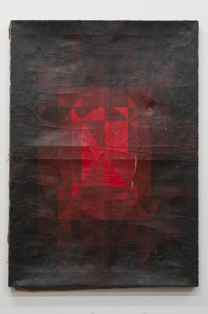 , 'Bettina Braunschweiler,' 2017, PRAZ-DELAVALLADE
