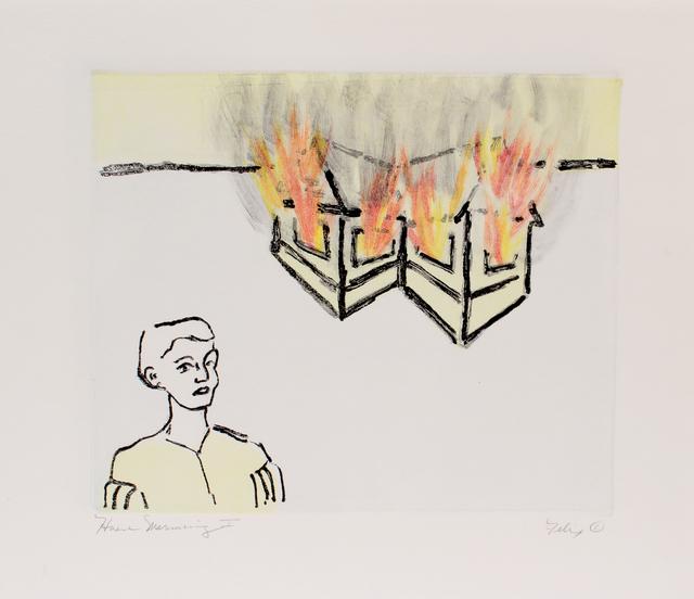 , 'House Warming,' ca. 1990, Benjaman Gallery Group