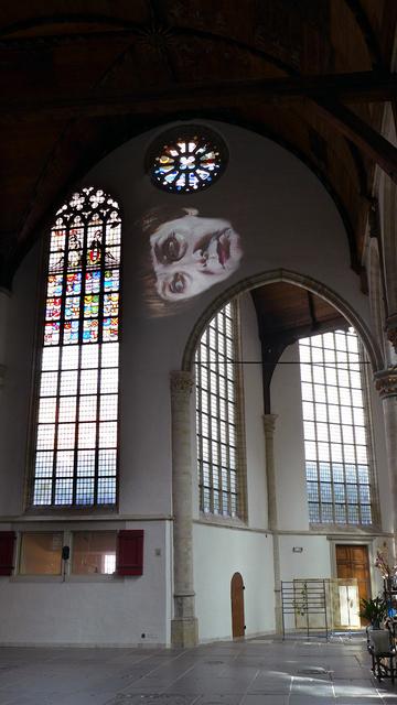 , 'I/O underflow,' , Oude Kerk