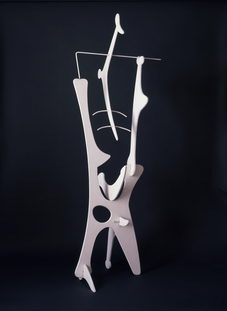 , 'Mirror for Martha Graham's 'Hérodiade',' 1944, Noguchi Museum