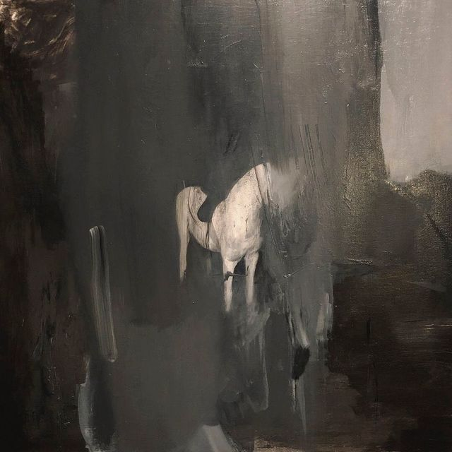 Sid Watters, 'Away', 2019, Painting, Oil on Panel, Aux Gallery