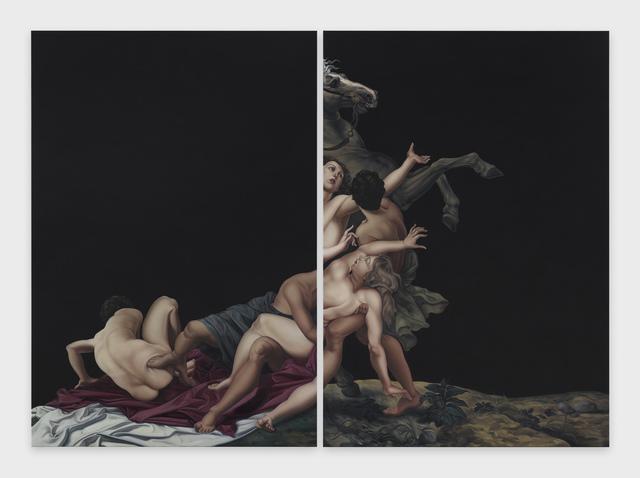 , 'Abduction,' 2018, Night Gallery