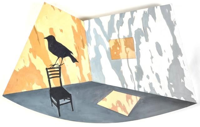 , 'Birdhouse,' 2016, Cerulean Arts