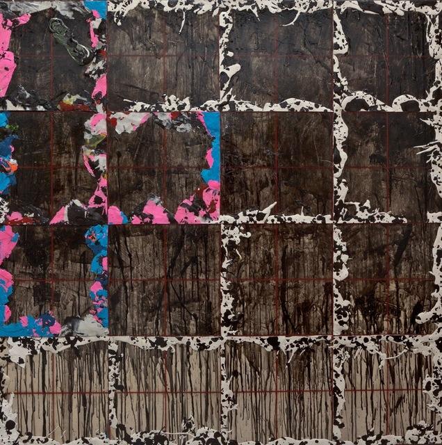 Sigfredo Chacón, 'Pintura Académica Intervendia #4', 1996, Mana Contemporary