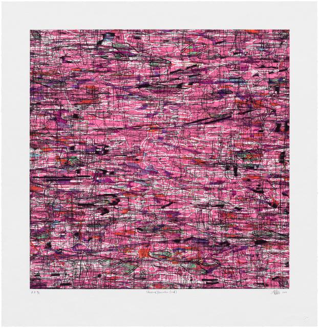, 'Identical/Variation (red),' , Robischon Gallery