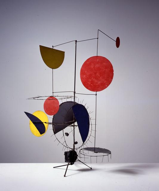 , 'Untitled,' 1954, Museum Kunstpalast