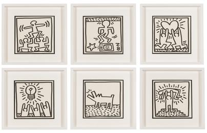 Untitled (Six Plates)