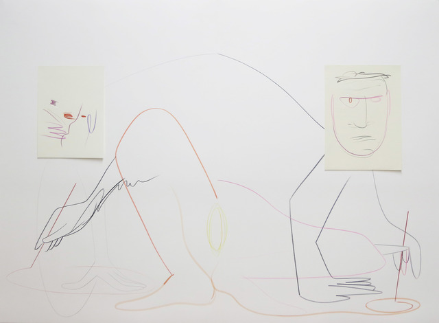 , 'While Drawing,' 2015, Formatocomodo