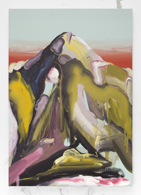 , 'Mt. Wilson (Santa Ana II),' 2017, Denny Gallery
