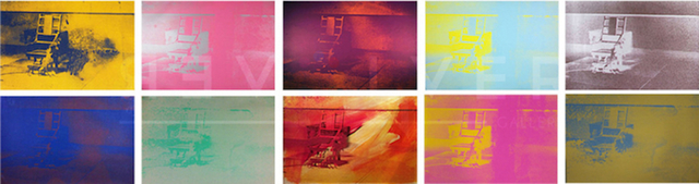 Andy Warhol, 'Electric Chair Complete Portfolio', 1971, Revolver Gallery