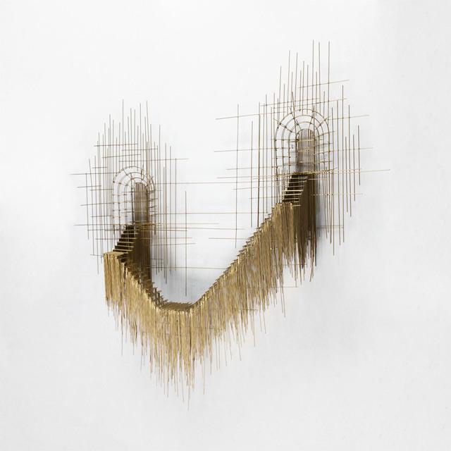 , 'Connection of cathedral 001,' 2017, N2 Galería