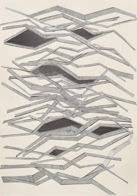 , 'Ohne Titel ,' 2016, Galerie Kandlhofer