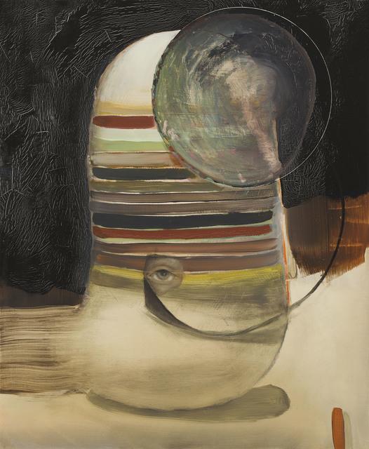 , 'sukzessives Verdenken,' 2013, Kadel Willborn