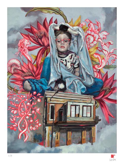 , 'Over the Ruin,' 2019, NextStreet Gallery