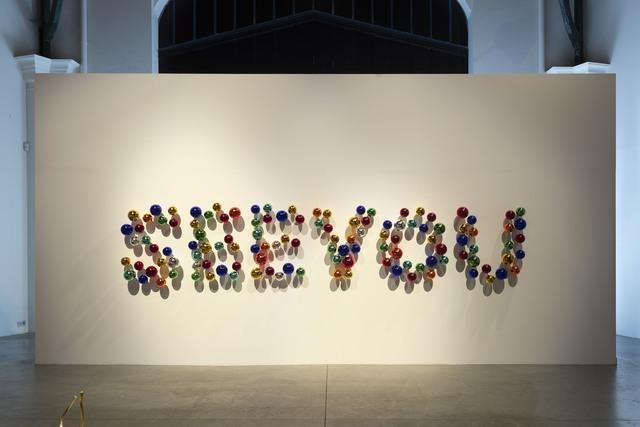 , 'Amazeballs (Seeyou) 1801,' 2018, La Patinoire Royale / Galerie Valerie Bach