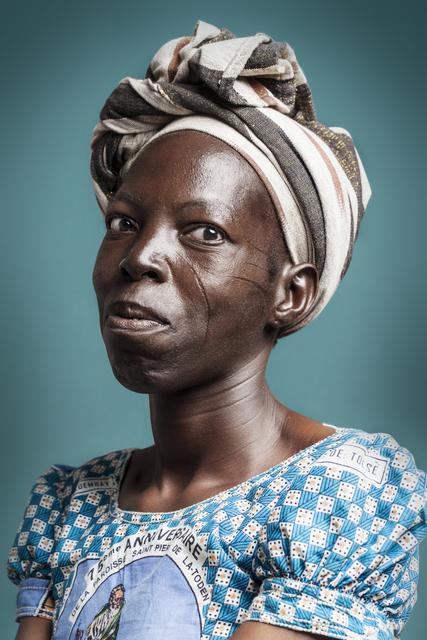 , 'Mrs Martine,' 2014, 50 Golborne