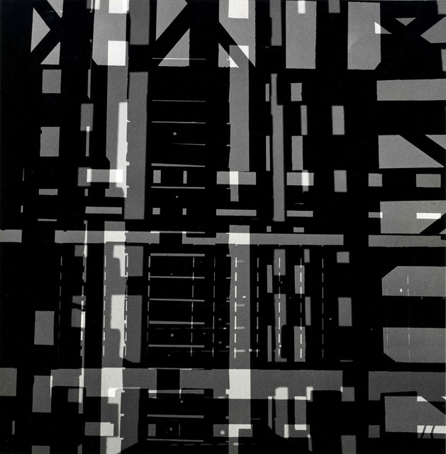 , 'Chicago 1957 (multiple exposure),' 1957, Laurence Miller Gallery
