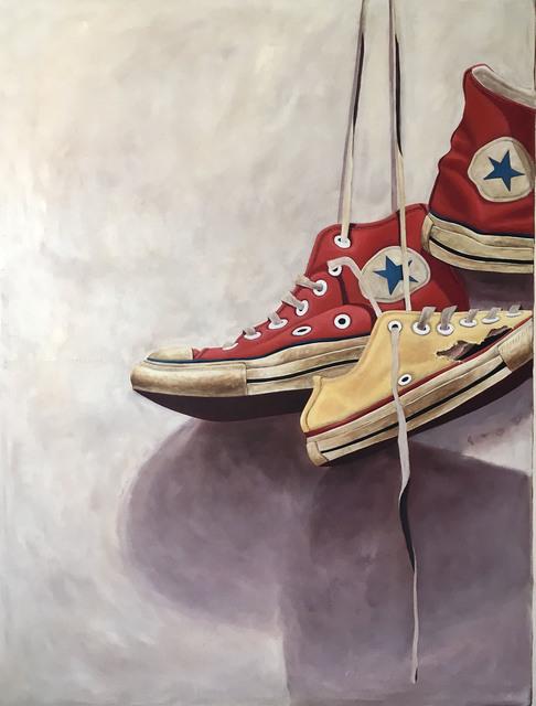Santiago Garcia, 'Converse #1315', 2019, CODA Gallery