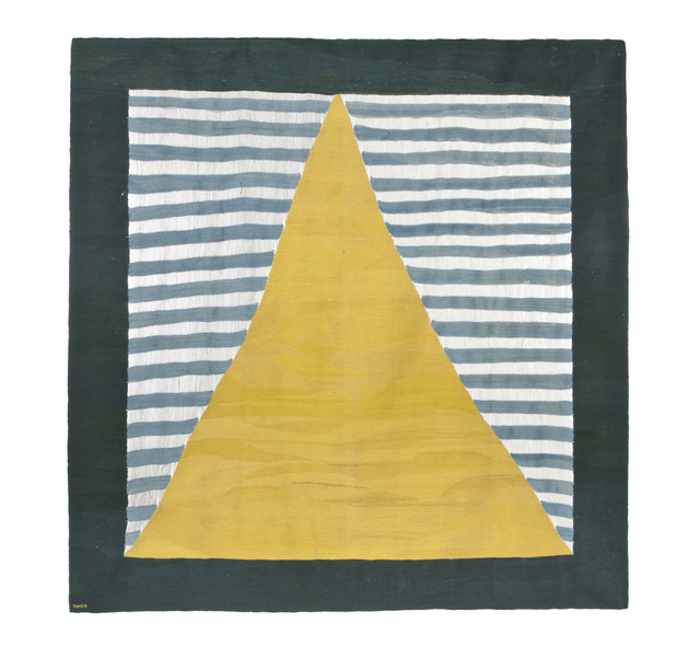 , 'Baz #2 kilim,' 2012, Carwan Gallery