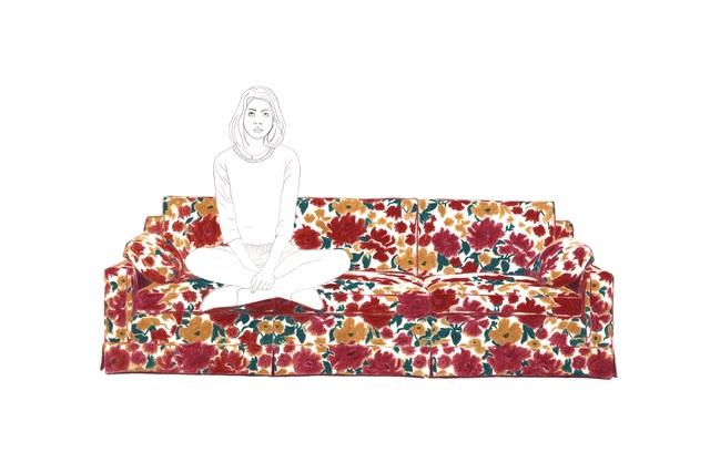 """, 'De la serie """"Algunas mujeres se casan con casas"""",' 2015, Galería Sextante"""