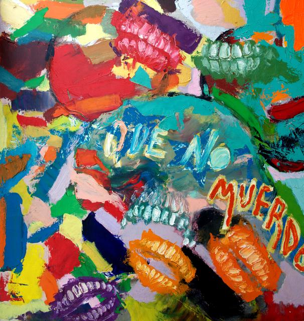 Frank David Valdés, 'Terapy', 2010, Painting, Oil on canvas, ArteMorfosis - Cuban Art Platform