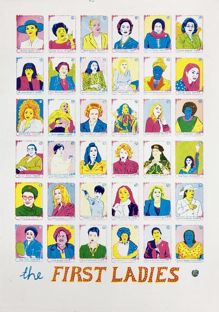 , 'The First Ladies,' 2019, Sullivan+Strumpf