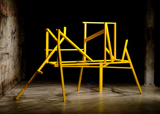 Willard Boepple, 'Yellow Trestle', 2014, CYNTHIA-REEVES