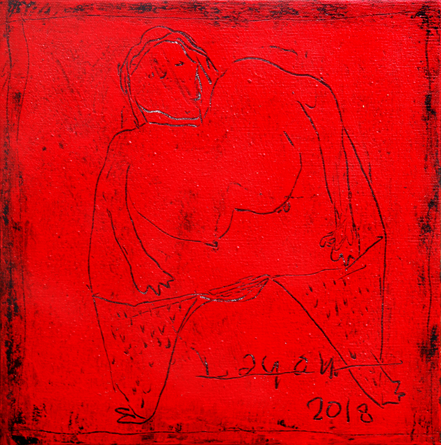 , 'Lay On,' 2018, Nockart Gallery