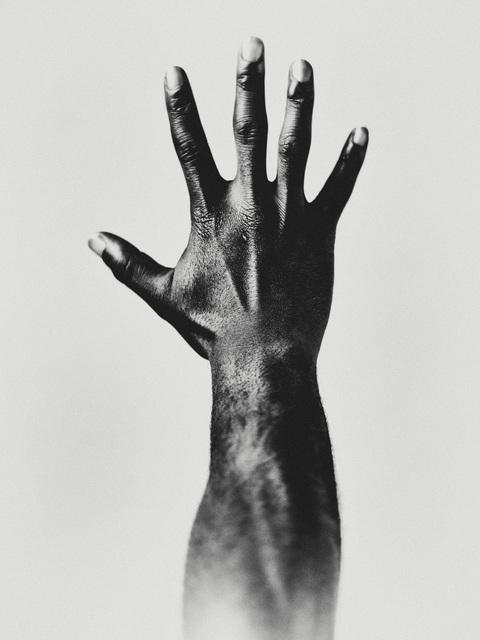 , 'Geoffy Hand,' 2015, Kahmann Gallery