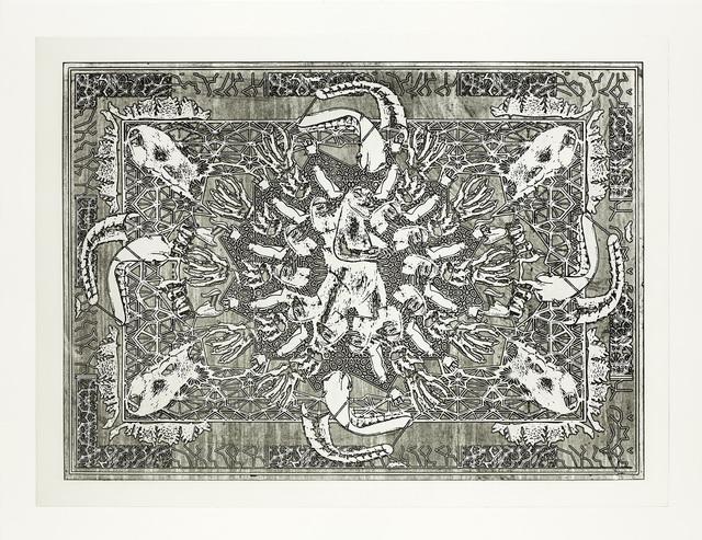 , 'Imaginary Transcendence,' 2014-2015, Meem Gallery