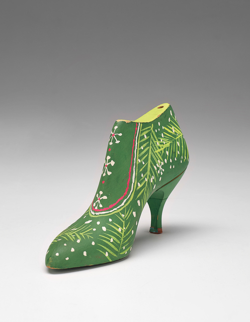Andy Warhol, 'Wooden Shoe', 1964, Sculpture, Tempera on wood, Phillips