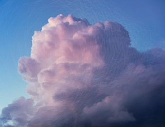 Cloud #246, Hough Circle Formation