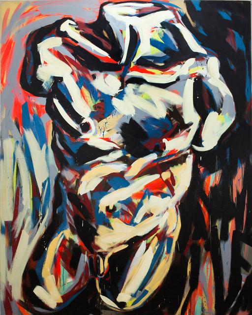 , 'Male Torso,' 1983, Cosmocosa