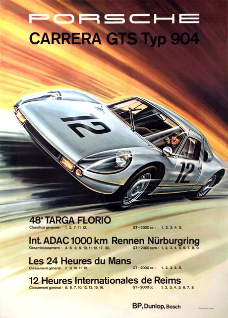 , 'Porsche Carrera GTS Type 904 ,' 1964, Omnibus Gallery
