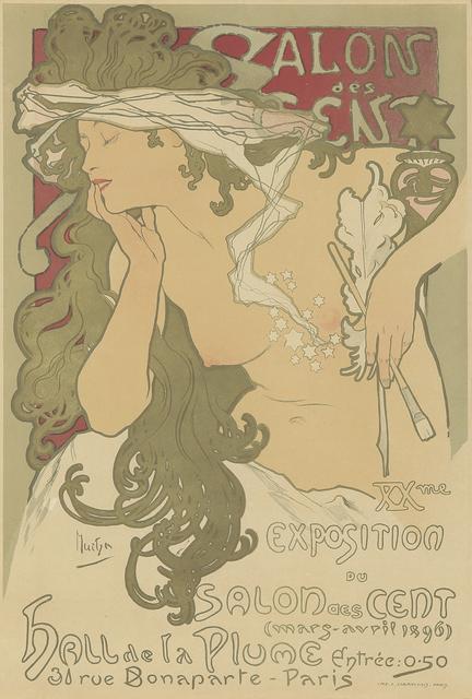 , 'Salon des Cent / XXme Exposition,' 1896, Rennert's Gallery