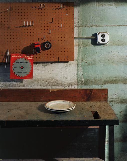 Jade Doskow, 'Millers Restaurant', 2017-2018, Tracey Morgan Gallery
