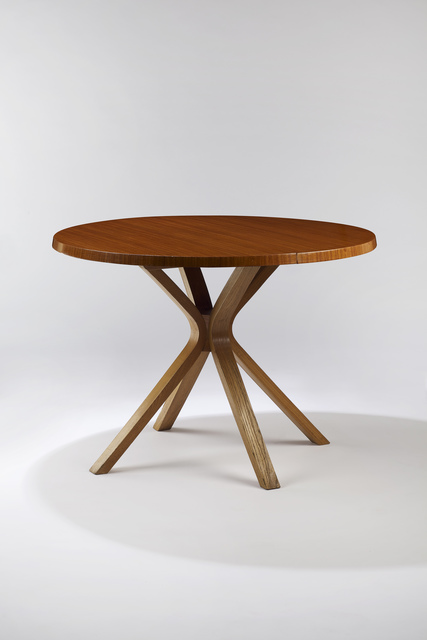 , 'Dining Table with Extension,' 1956, Demisch Danant