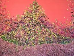 , 'Sienna Thicket (Thicket #4),' 2011, Susan Eley Fine Art